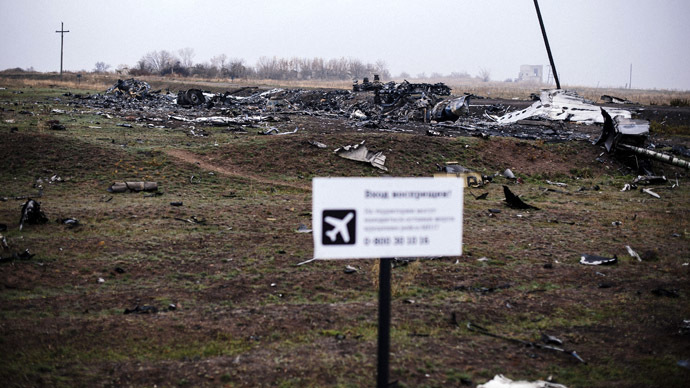German FM plays down intel claiming Ukraine militia downed MH17