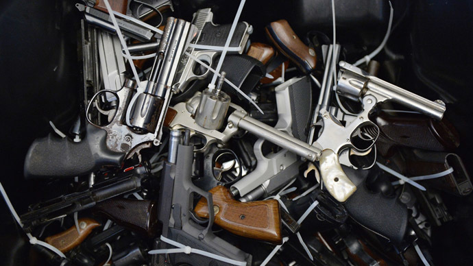 Gangsta paradise? London-wide gun amnesty launched