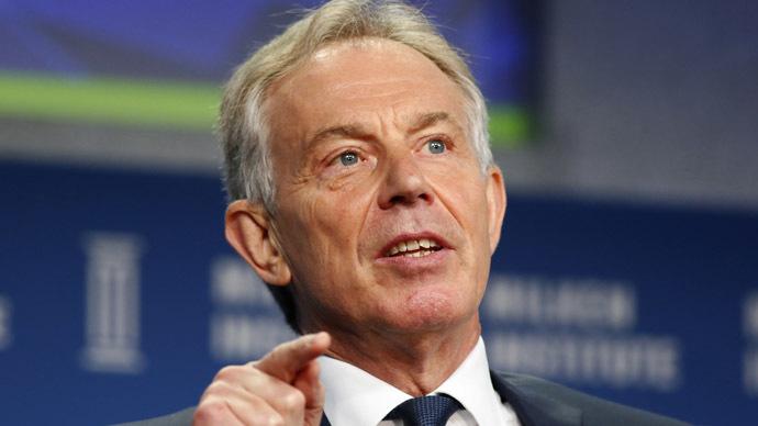 'Geopolitical Robin Hood??' Blair bites back, blames Islam for terror, not Iraq war