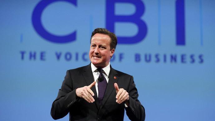 Cameron in Lycra? PM skips G20 jog, says spandex not a vote winner