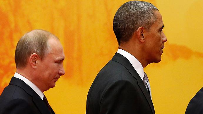Putin, Obama in 'brief meetings' at APEC summit