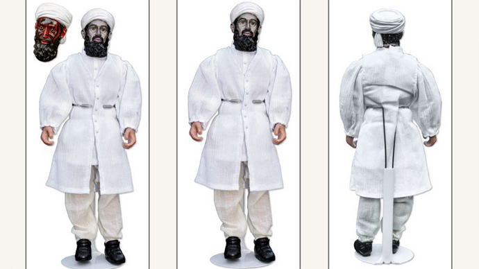CIA-sanctioned Osama Bin Laden doll on sale for $2,500