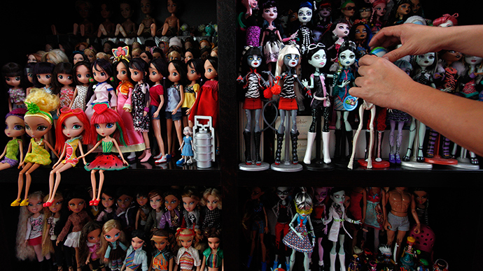 Nightmare before Christmas: Russian lawmaker seeks Monster High ban