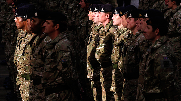 ​Global warming will drag Britain into more wars – senior military officer