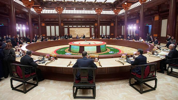 China leads 'historic step' to Asia-Pacific free trade