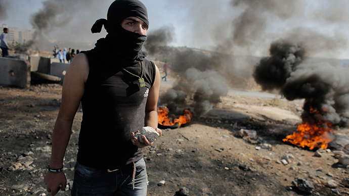 W. Bank violence: Palestinian killed as Israeli military fire rubber bullets, tear gas