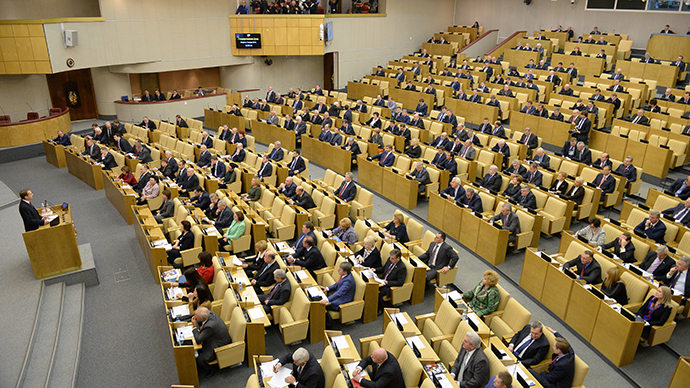 Russian political parties banned from making deals with foreigners or 'agents'