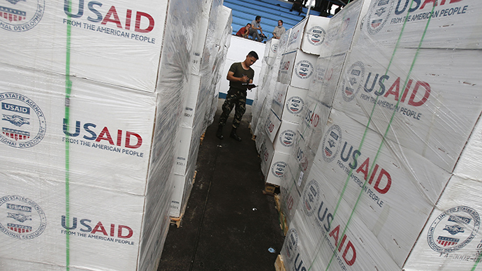 No more secretive operations for USAID, State Dept says