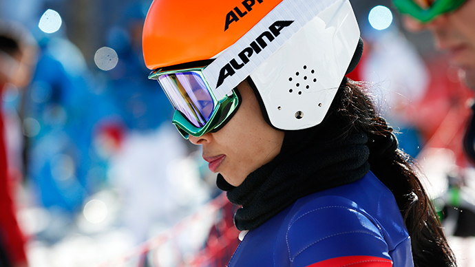 Vanessa Mae banned after fiddled results  got her to Sochi Olympics