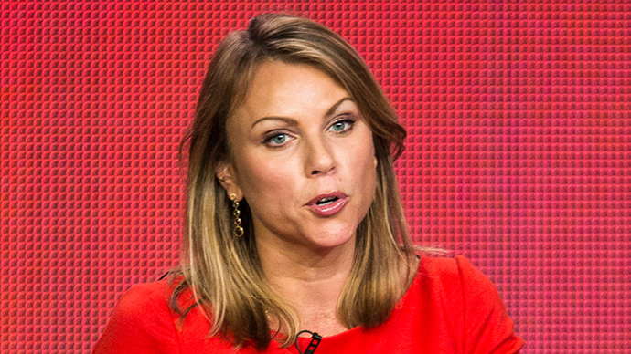 Lara Logan shoots story on Ebola in Liberia, forgets to interview Africans, gets 'self-quarantined' in luxury hotel