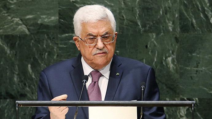 Abbas warns Israel of religious war amid mosque row