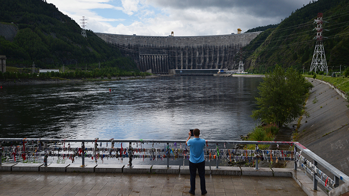 ​Giant Russian hydroelectric plant relaunched at full capacity after 2009 catastrophe