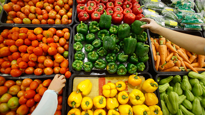 Brits ditch vegetables, believe pasta and cereal are healthy diet