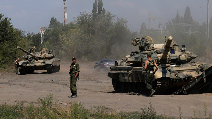 Kiev not fully committed to ceasefire, amasses troops along E. Ukraine frontline – Russia
