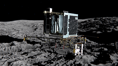 'Game-changer info': Philae lander sends back key data before battery burnout