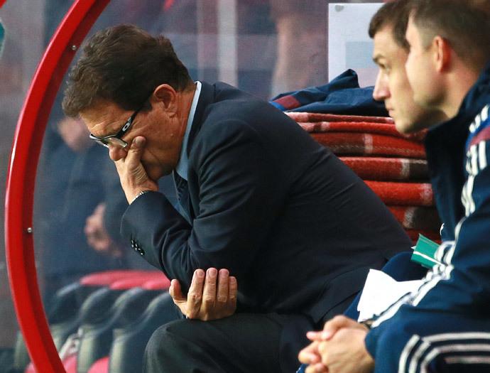 Fabio Capello.(RIA Novosti / Anton Denisov)