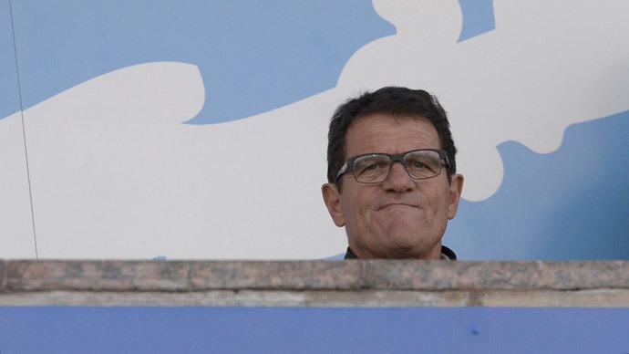 Fabio Capello.(RIA Novosti / Alexei Danichev)