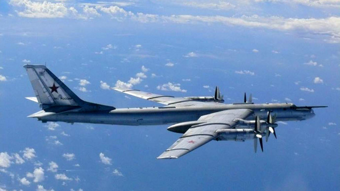 Northern Europe beefs up air patrols to oppose 'Russian invasion'