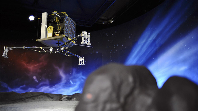 'Rosetta mission could unlock key to alien life,' says lead Philae lander scientist
