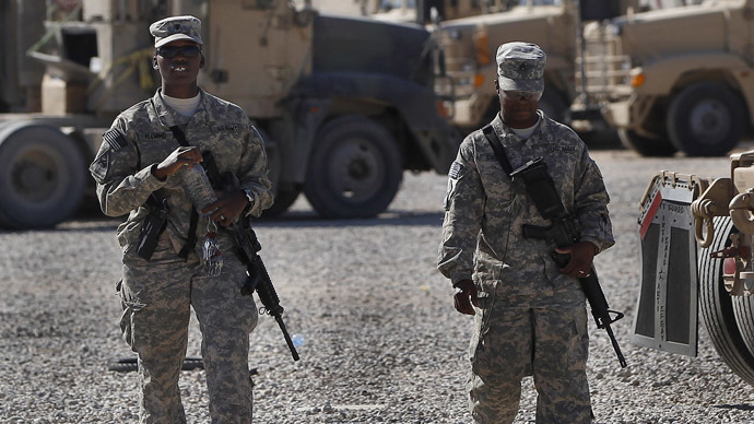 Boots on the ground: Pentagon 'certainly considering' new role for US troops in ISIS fight