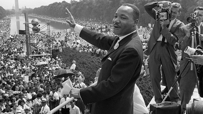Revealed: FBI attempted to drive MLK to suicide