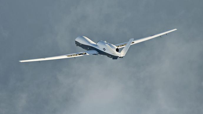 Drone surge: Predators patrol nearly half of US-Mexico border
