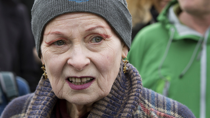 Vivienne Westwood backtracks after 'poor people should eat less' advice