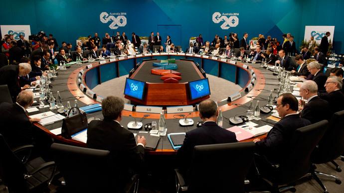 Global leaders meet for G20 summit in Australia