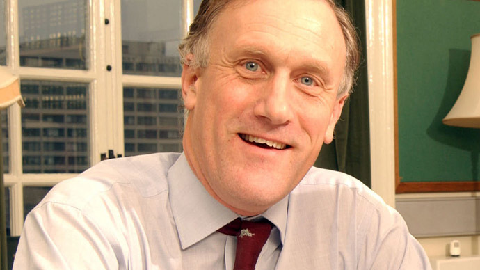 Britain's Minister for Reserves, Julian Brazier (Photo from Wikipedia.org)