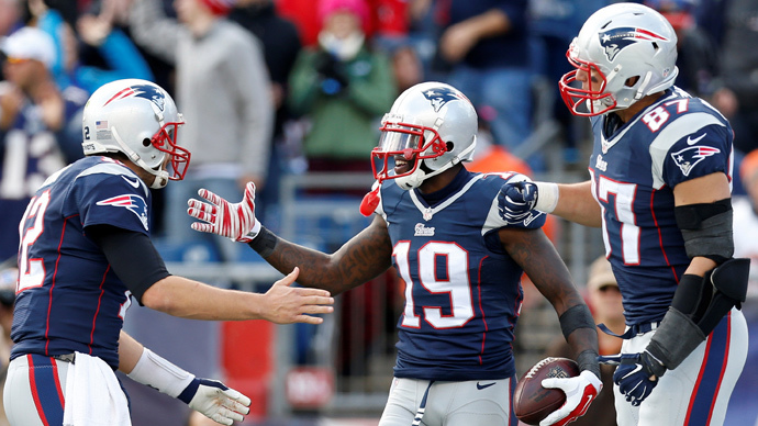 New England Patriots apologize for tweeting to user with racist name