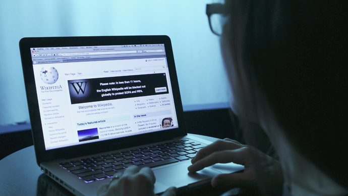 Libraries tasked with creating 'Russia-focused alternative to Wikipedia'