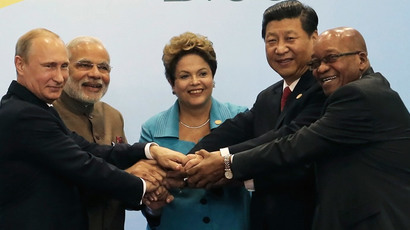 ​'BRICS system' – healthy alternative to 'defunct dollar system'