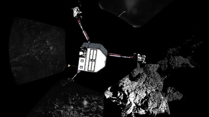 Asteroids brought water to Earth - Rosetta space probe finds