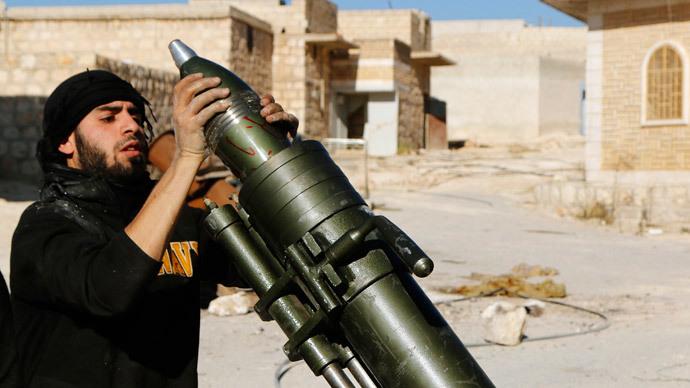 Ankara and Washington agree to train 2,000 Syrian rebels in Turkey - report