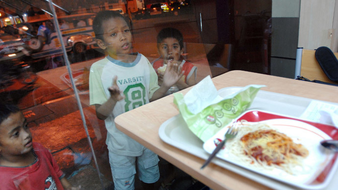 ​US fast-food chains 'disproportionately' targeting black youth – study