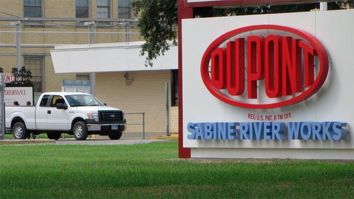 DuPont chemical leak kills 4, alerts residents in Texas