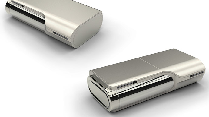 The smallest, portable  version of rHealth (Image: DNA Medical Institute)