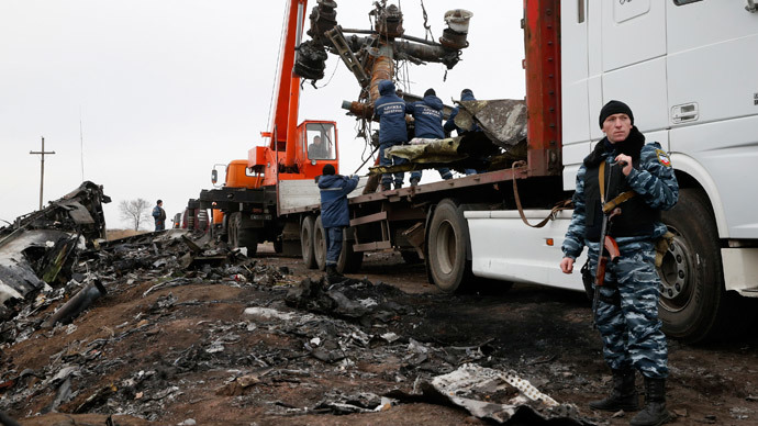 MH17 crash debris finally retrieved for analysis, more human remains recovered
