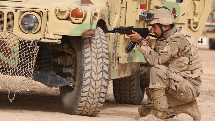 US ramps up Iraq troop-training mission to counter growing ISIS threat