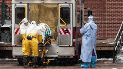India quarantines Ebola survivor over virus traces in semen samples