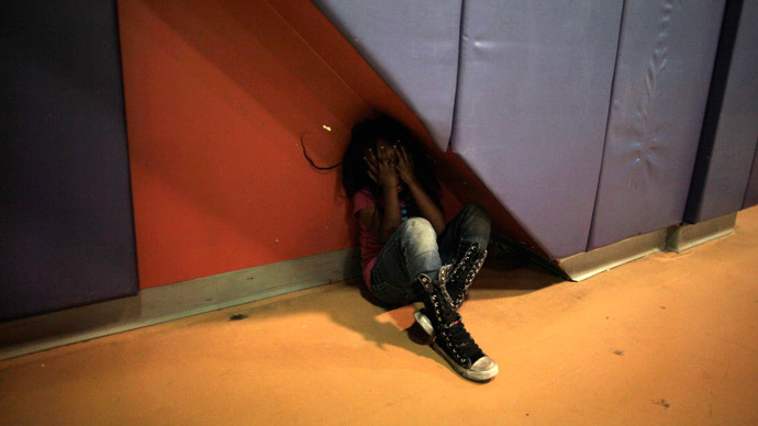 US child homelessness at all-time high