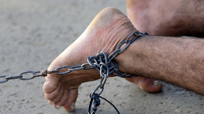 'Big business': Modern slavery sees up to 36mn people subjugated worldwide