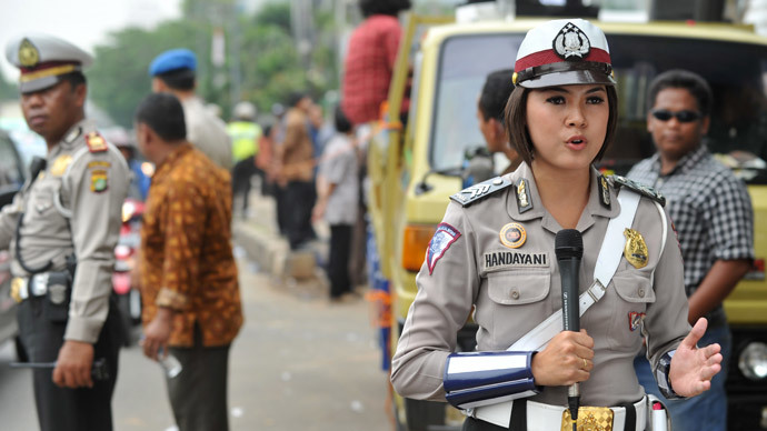 Indonesia still performs 'virginity tests' on female police job applicants - HRW
