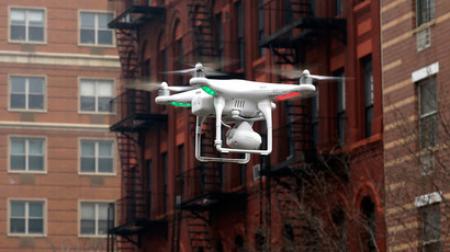 '$100,000 a year': Headhunt for drone pilots in USA
