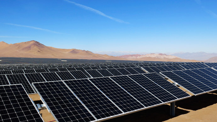 No sun in California? Lack of light hinders revolutionary solar plant