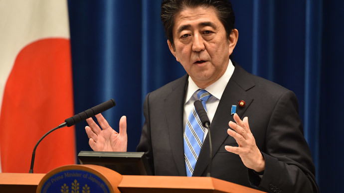 ​Japan's PM dissolves Parliament, puts off tax rise to save 'Abenomics'