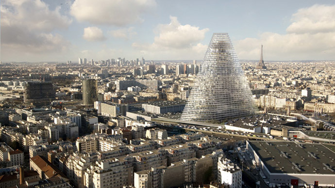 Eyeful Tower? Paris turns down controversial €500mn skyscraper design