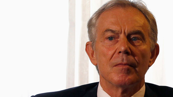 'Diabolical & absurd': Outrage as Save the Children gives Tony Blair Global Legacy Award