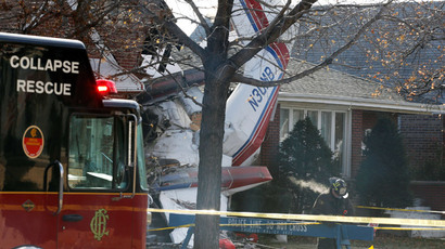 6 dead after aircraft crashes into house in Maryland