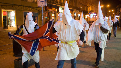Anonymous: KKK members may have infiltrated Ferguson cop support group